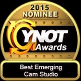Premiile YNOT 2015: Best Emerging Cam Studio