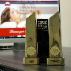 Studio 20 - cel mai bun studio de videochat in cadrul galei internationale Xbiz pentru al doilea an consecutiv