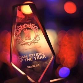 Studio 20, cel mai bun studio de videochat la AW Awards 2016